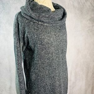 Tommy Hilfiger Athluxe Sz S Cowl Neck Pullover